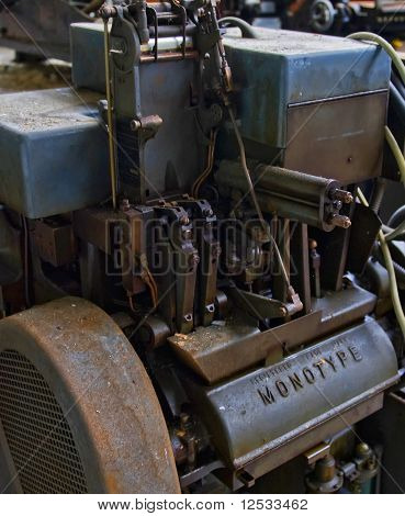 Monotype Printer