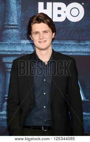 LOS ANGELES - APR 10:  Eugene Simon at the Game of Thrones Season 6 Premiere Screening at the TCL Chinese Theater IMAX on April 10, 2016 in Los Angeles, CA