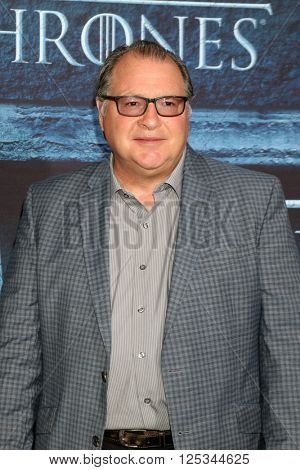 LOS ANGELES - APR 10:  Kevin Dunn at the Game of Thrones Season 6 Premiere Screening at the TCL Chinese Theater IMAX on April 10, 2016 in Los Angeles, CA