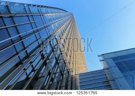Modern Business buildings - Tokyo midtown in Roppongi area Tokyo Japan