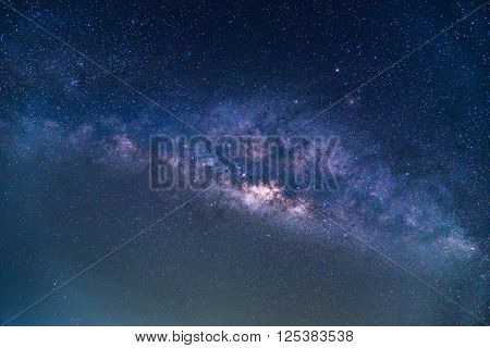 The Milky Way is our galaxy. This long exposure astronomical photograph of the nebula Cygnus