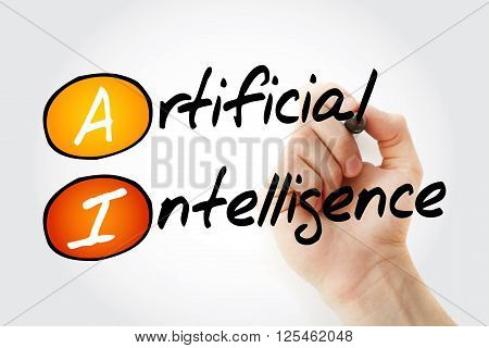Hand Writing Ai - Artificial Intelligence