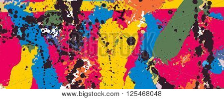 abstract art background
