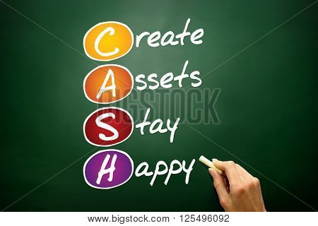 Create Assets Stay Happy
