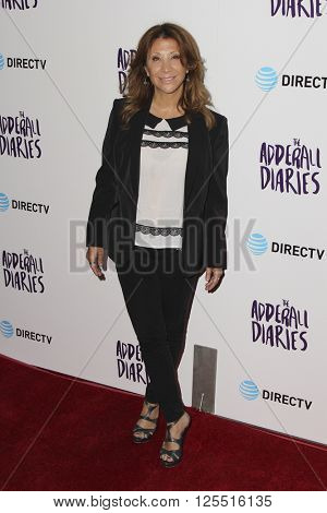LOS ANGELES - APR 12:  Cheri Oteri at the The Adderall Diaires Premiere Screening of A24/DIRECTV Series at the ArcLight Hollywood on April 12, 2016 in Los Angeles, CA