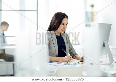 Rewriting information