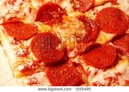 Pepperoni And Cheese Pizza