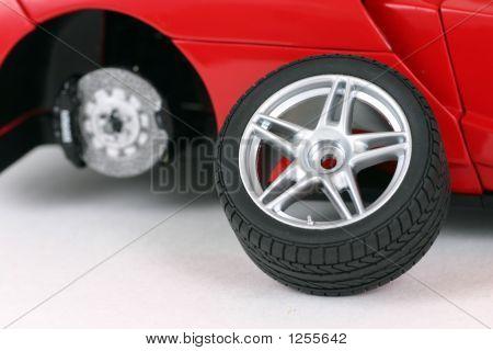 Wheel Change
