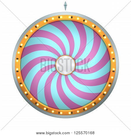 Lucky Spin Twirl Blue And Purple