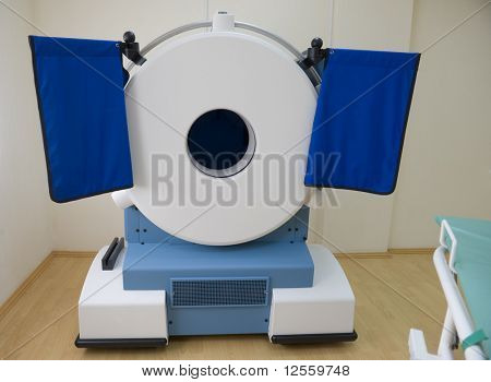 Mobile CT Scanner