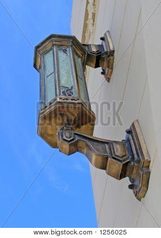 Art Deco Lantern