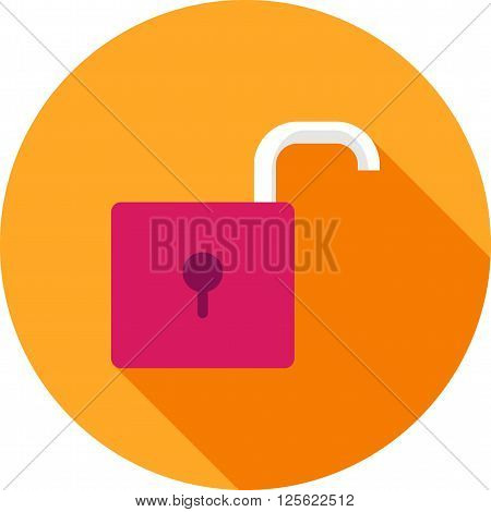 Unlock, house, keys icon vector image.Can also be used for security. Suitable for mobile apps, web apps and print media.