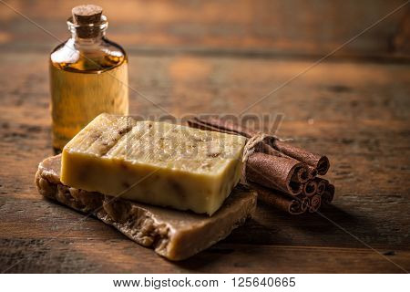 Cold Processed Handcrafted Soap