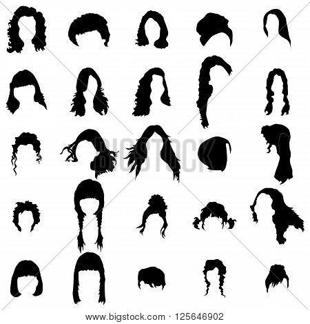 Woman hair style silhouettes set. Woman hair style silhouettes. Woman hair style silhouettes art. Woman hair style silhouettes web. Woman hair style silhouettes new. Woman hair style silhouettes www. Woman hair style silhouettes app. Woman hair style set.