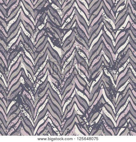 Seamless parquet pattern. Vector illustration. Gray background.