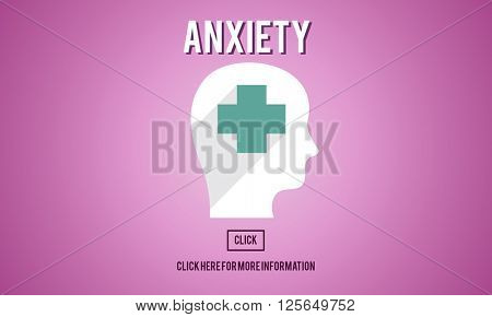 Anxiety Medicine Disorder Angst Concept