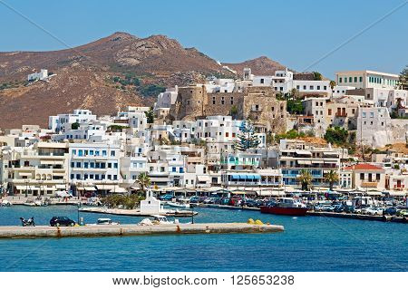 Old History  In Cyclades
