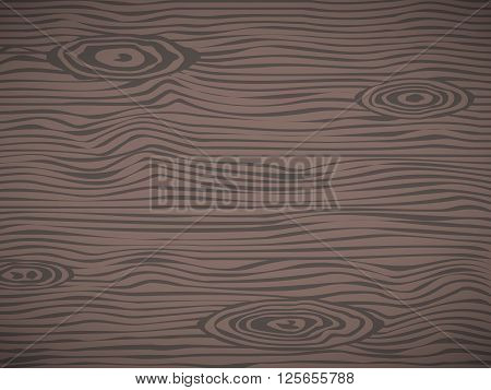 Dark brown wooden wall table,  floor surface. Wood texture.