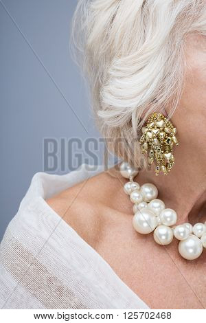 Sophisticated Jewelry For Older Woman