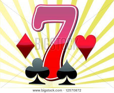 Sete sortudo