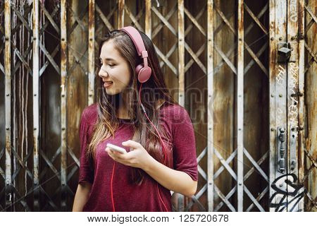 Audio Equipment Music Entertainment Chilling Concept