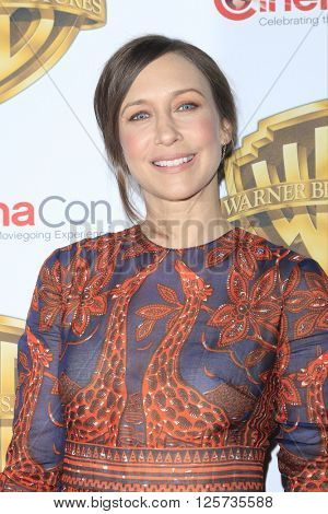 LAS VEGAS - APR 12: Vera Farmiga at the Warner Bros. Pictures Presentation during CinemaCon at Caesars Palace on April 12, 2016 in Las Vegas, Nevada