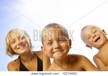 Happy Kids Outdoor