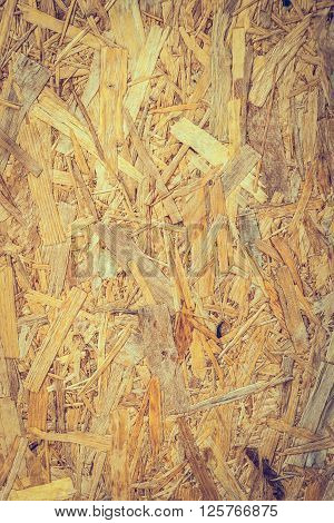 Wood Veneer Board Crate Weathered With Rough Grain Surface Texture Background