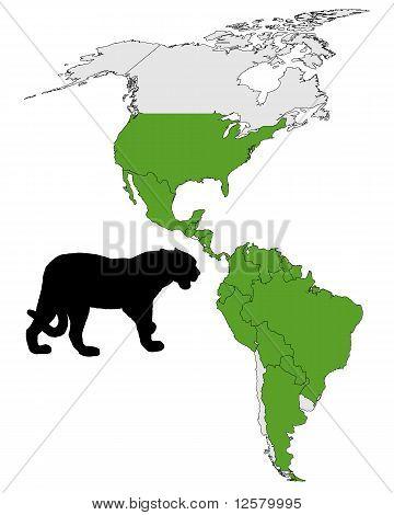 Jaguar-Verteilung