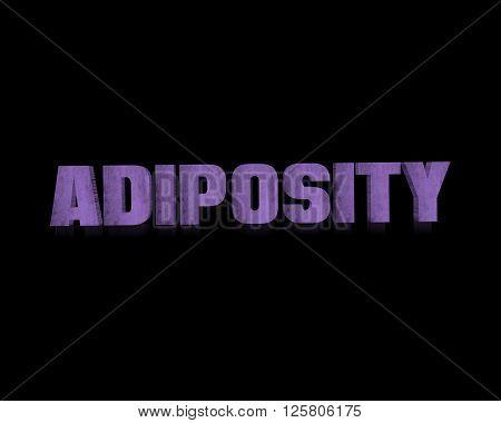 Adiposity