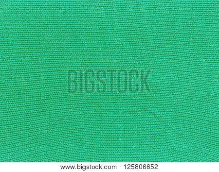 Light Green Knitting Cloth Texture.
