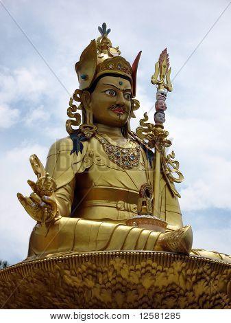 Buddhapark in Kathmandu