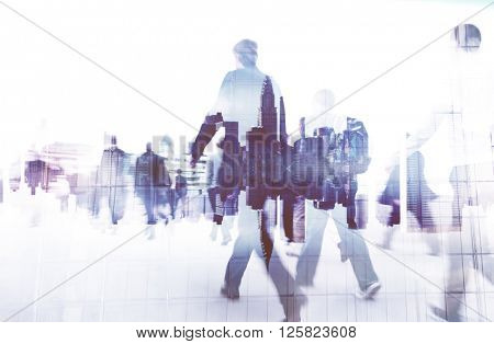 Business People Meeting Working Planning Concept