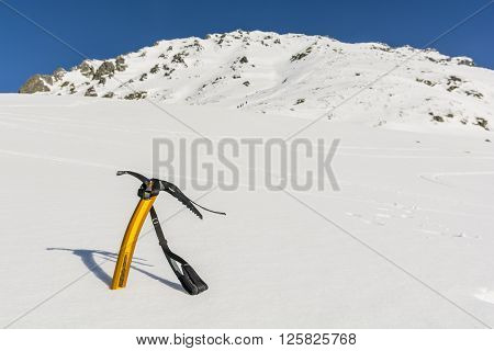 Yellow Ice Axe Loop.