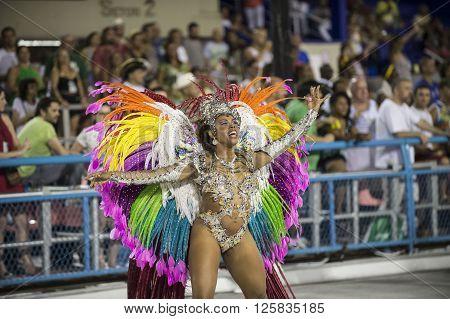 Carnival 2016 - Rio De Janeiro