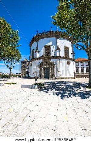 Monastery da Serra do Pilar in Vila Nova de Gaia Portugal.
