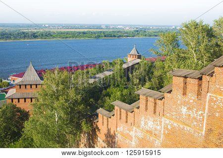 Nizhy Novgorod Kremlin