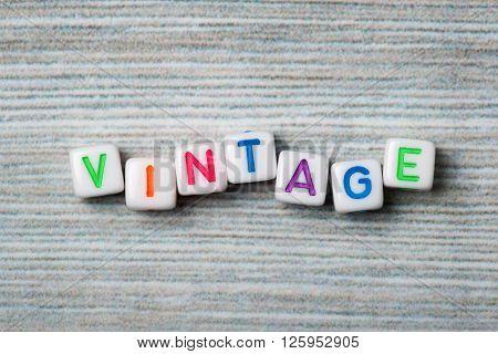 Word Vintage