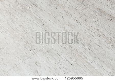 Background series : Clean diagonally laminate floor
