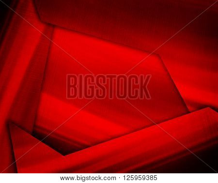 abstract red metal design background