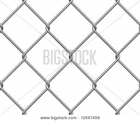 Wire Fence Seamelss