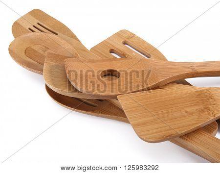 Kitchen utensil on a white background