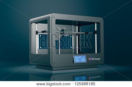 Professional 3D Printer