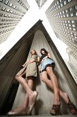 Two Girls In New York City