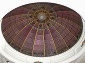 Art Deco Ceiling Dome