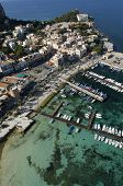 stock photo of sicily  - mondello - JPG