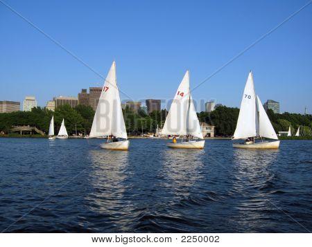 Boston Sailboats