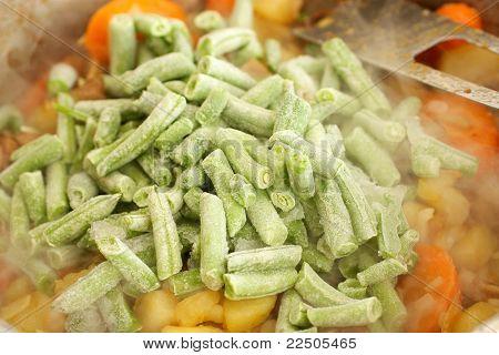 Frozen Green Beans