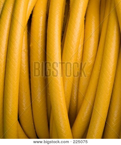 Heavy Duty Yellow Garden Hose