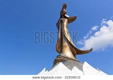 Kun Iam statue in Macao